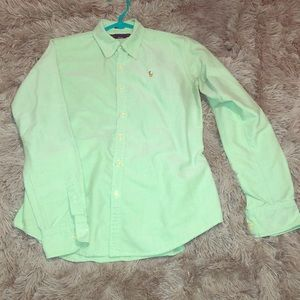 Polo oxford shirt